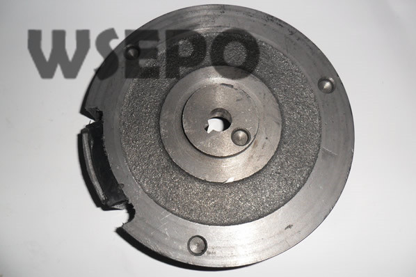 Chongqing Quality! Flywheel for 152F/GX100 2.5HP 97CC Gasoline Engine, 1KW Generator Spare Parts
