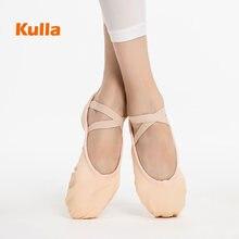 Girls Ballet Dance Shoes Canvas Children Pointe Dancing Shoes Women Soft Sole Comfortable yoga Practice/Fitness Indoor Shoes