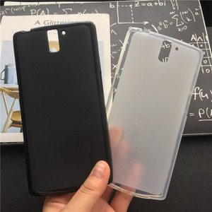 Soft Silicone Protective Back