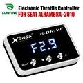 Автомобильный электронный контроллер дроссельной заслонки гоночный ускоритель мощный усилитель для сиденья ALHAMBRA 2010 вперед все бензиновые...