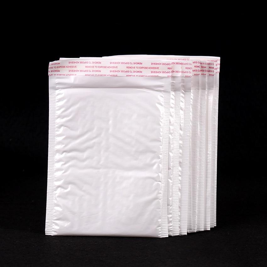10 шт. различных спецификаций белая сумка конверт пены Фольга офисные упаковочный конверт влагостойкий вибрации сумка