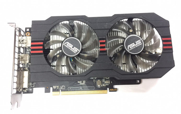 Used original For Asus RX560 4G Graphics Cards 128Bit GDDR5 PCI Express 3.0 16X AMD Radeon RX 560 4G Graphics