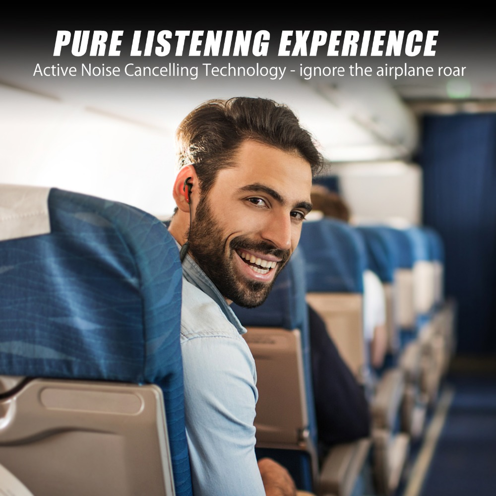 DOSS Cloud Fox S26 Bluetooth écouteurs sans fil Sport écouteurs étanche IPX5 stéréo casque Bluetooth 4.1 casque 8 H - 5