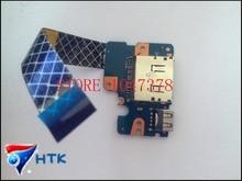 Оптовая для dell latitude 3450 usb с sd кард-ридер доска и кабель ls-b071p/cn-0c9d47 c9d47 0c9d47 100% работать идеально