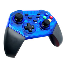 Link Face Bluetooth Wireless Switch Pro Controller Gamepad for Nintendo Console Gamepads PC