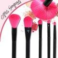 Mis Gorgeous Brand Makeup Brushes Powder Brush Eyeshadow Eyebrow Blush Brush Beauty Make up Cosmetics set of Brushes For Makeup
