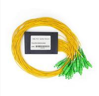 Singlemode 1x32 ABS Fiber Optic PLC Splitter With SC/APC Connector