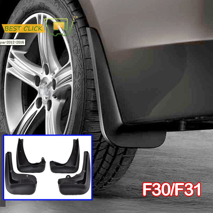 XUKEY MUD FLAPS FIT FOR BMW 3 SERIES F30 F31 2012 2018