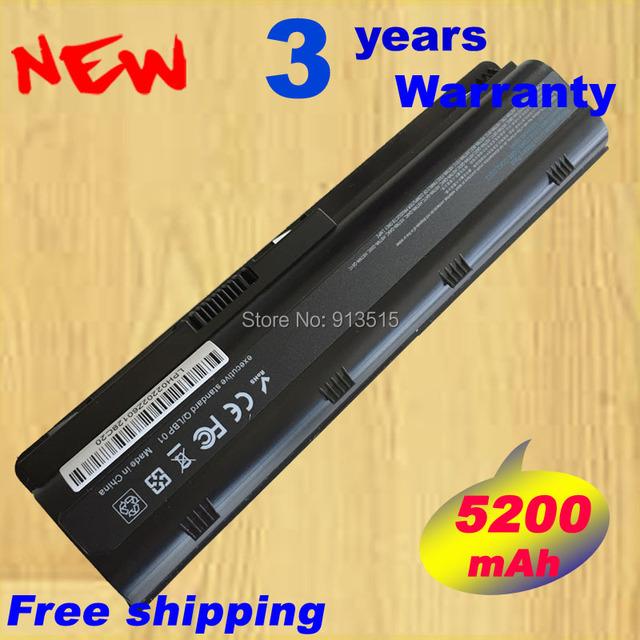 Batería batería batería para HP COMPAQ Presario CQ62 CQ72 586006-361 593553-001