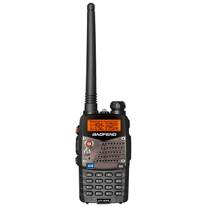 Image 1 - Baofeng UV 5RA Walkie Talkies Scanner Radio VHF UHF Dual Band Cb Ham Radio Transceiver 136 174 400 470 5W baofeng UV 5RA