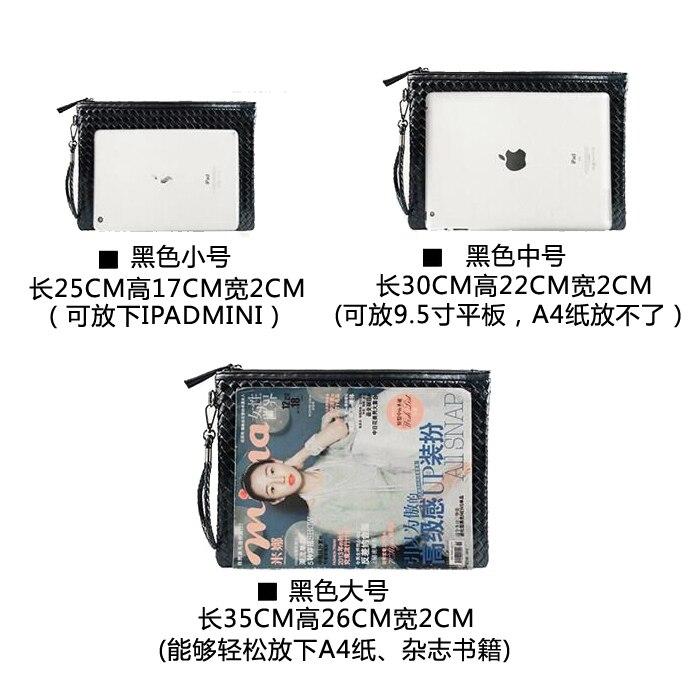 novo bolsa de lazer dos Big Size : 34cm*25cm*2cm