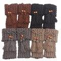 1 пара  вязаные гетры  Женские Вязаные Гетры  гетры  модные женские ботинки в стиле бохо  носки  женский зимний ботинок