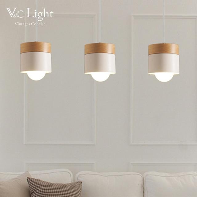 VC Off wit Hanglampen voor Woonkamer Keuken Slaapkamer Bar