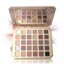 30 cores Amor Natural Sombra Matte Shimmer Brilho Nu Sombra Paleta de Maquiagem Profissional Paleta de Sombras Muito Paleti