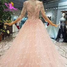 AIJINGYU Luxury As Ball 2018 Modern Gown Wedding Dresses