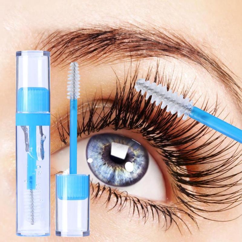 1pc Eyelash Eyebrow Growth Liquid Waterproof Curling Long Thick Nourishing Eyelash Nourishing Liquid Moisturizing Long Mascara