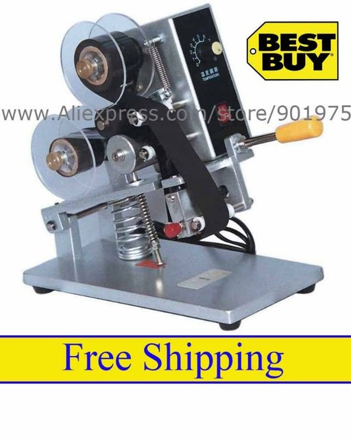 Hot Stamp Date Printer, Wholesale Price + Free Delivery