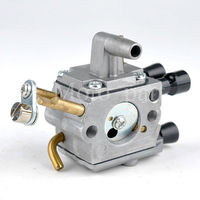 Carburetor Carb For STIHL FS120 FS200 FS200R FS250 FS300 FS350 Trimmer Weedeater Brush Cutter 4134 120