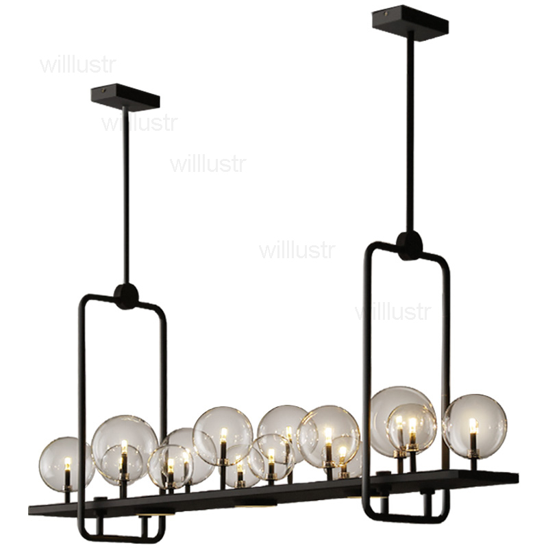 modern glass ball pendant lamp hotel hall restaurant dinning room bar cafe hanging lighting glass globe shade suspension light hand made wool felt hat aluminum suspension lamp cap jeeves and wooster pendant light hanging lighting dinning hall couture