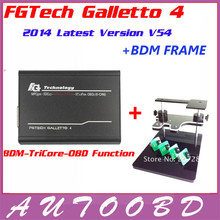 Настоящее Fgtech Galletto 4 Мастер v54 Fgtech FG Tech Galletto 4 мастер FGTech BS с Поддержкой Функции BDM + BDM КАДР с Адаптеры Набор