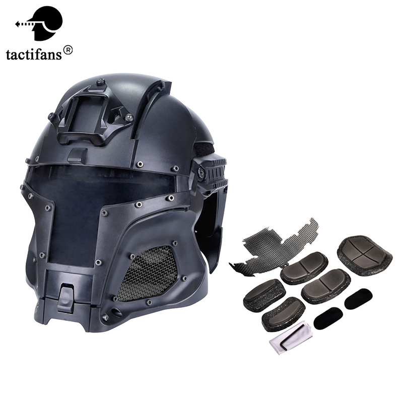 2018 Tactical Military Ballistic Helmet Side Rail NVG Shroud Transfer Base Dial Knob Outdoor Sport Army Combat Airsoft Paintball цена