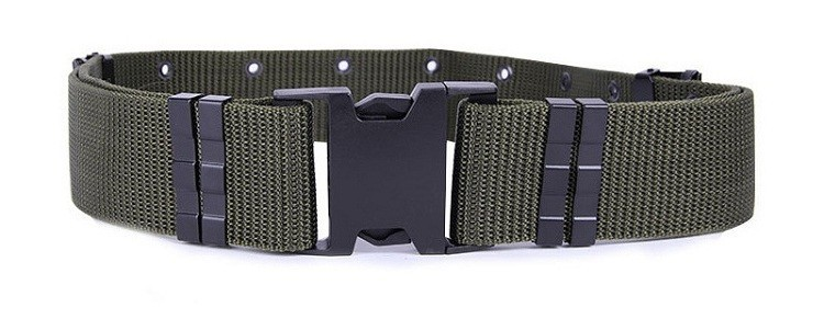 1Pc Adjustable Survival Tactical Belt Emergency Rescue Rigger Militaria Hunting belts