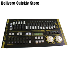 Fast Ship Max 512 Dmx Controller With Bulid-in Program Professional DMX 512 Console Good Use For DJ disco party led moving head tiptop tp d14 lan512 controller box internet socket green dmx in out connection dmx 512 interface no key remote control art net