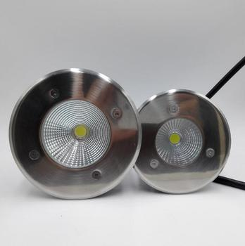 Hot Waterproof IP68 LED underground Light 10W 15W COB High Bright LED Outdoor lamps AC85-265V White Warm White 3 years warranty 2pcs lot high bright 60w 5500 6000lm led panel light 300x1200mm smd4014 smd2835 240pcs 300 1200 ceiling light 2 years warranty