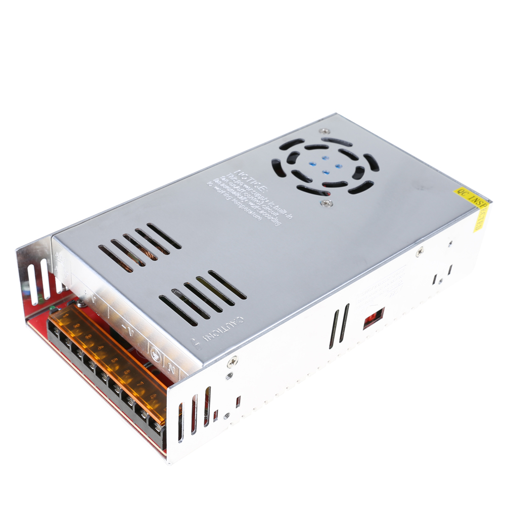 350W AC 220V To DC 12V Indoor Transformer LED Driver Power Supply Adapter LED Indicator For LED Strip light Switch power module dc power supply 36v 9 7a 350w led driver transformer 110v 240v ac to dc36v power adapter for strip lamp cnc cctv