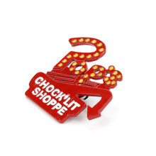Movie Riverdale brooch Cosplay Accessories prop metal Sign pin(China)