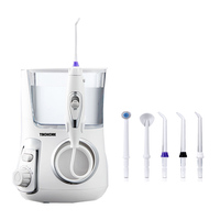 Family Oral Irrigator Rechargeable Dental Irrigator Water Teeth Pick Flosser Water Jet Teeth Cleaner Tooth Floss