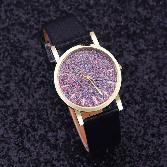 Watch Women Watches Relogio Feminino Reloj Mujer imitate diamond design luxury b