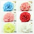 Чародей bebe menina цветочные Ободки детские повязка девушки головные уборы новорожденных малышей волос группа FS042