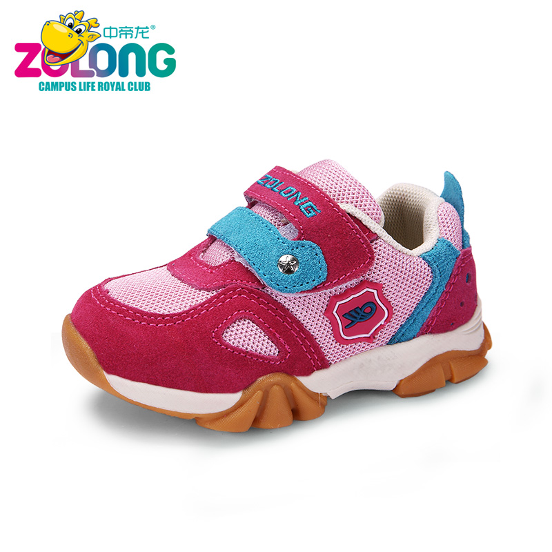 ZDLONG Toddler Baby shoes Girls Boys Little Kids Jogger Brand New Trainers Children Running Brand Sneakers Walking Footwear