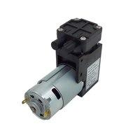 20W 200kpa small dc Air Pump Air Compressor 15L/min mini vacuum pump 50kpa