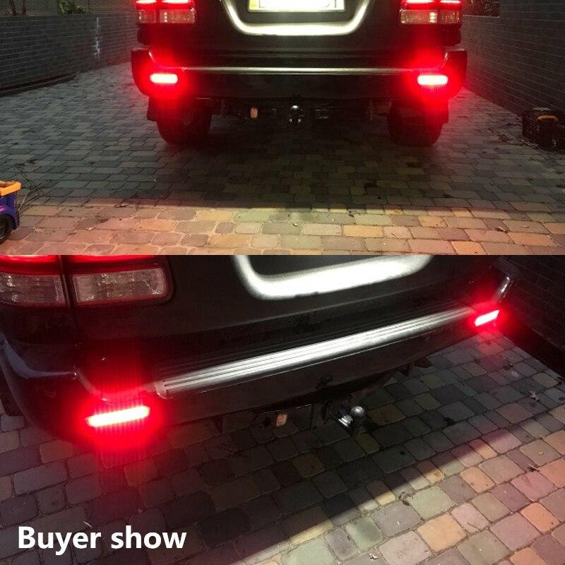 Toyota Land Cruiser 100 / Cygnus LX470 LED üçün avtomobilin arxa - Avtomobil işıqları - Fotoqrafiya 6