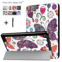 Capa For Amazon Kindle New Fire 7 2017 Tablet Case For Amazon New Fire 7 2017