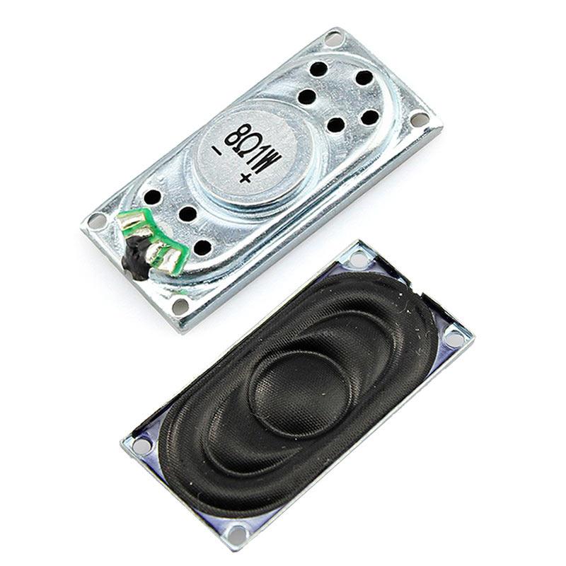 Elecrow 2pcs/lot Mini Speaker Kit for Laptop DIY Electronic Components 8 ohm 1W Speaker  ...