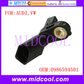 New Auto ABS Wheel Speed Sensor use OE NO. 0986594501 for AUDI VW Volkswagen