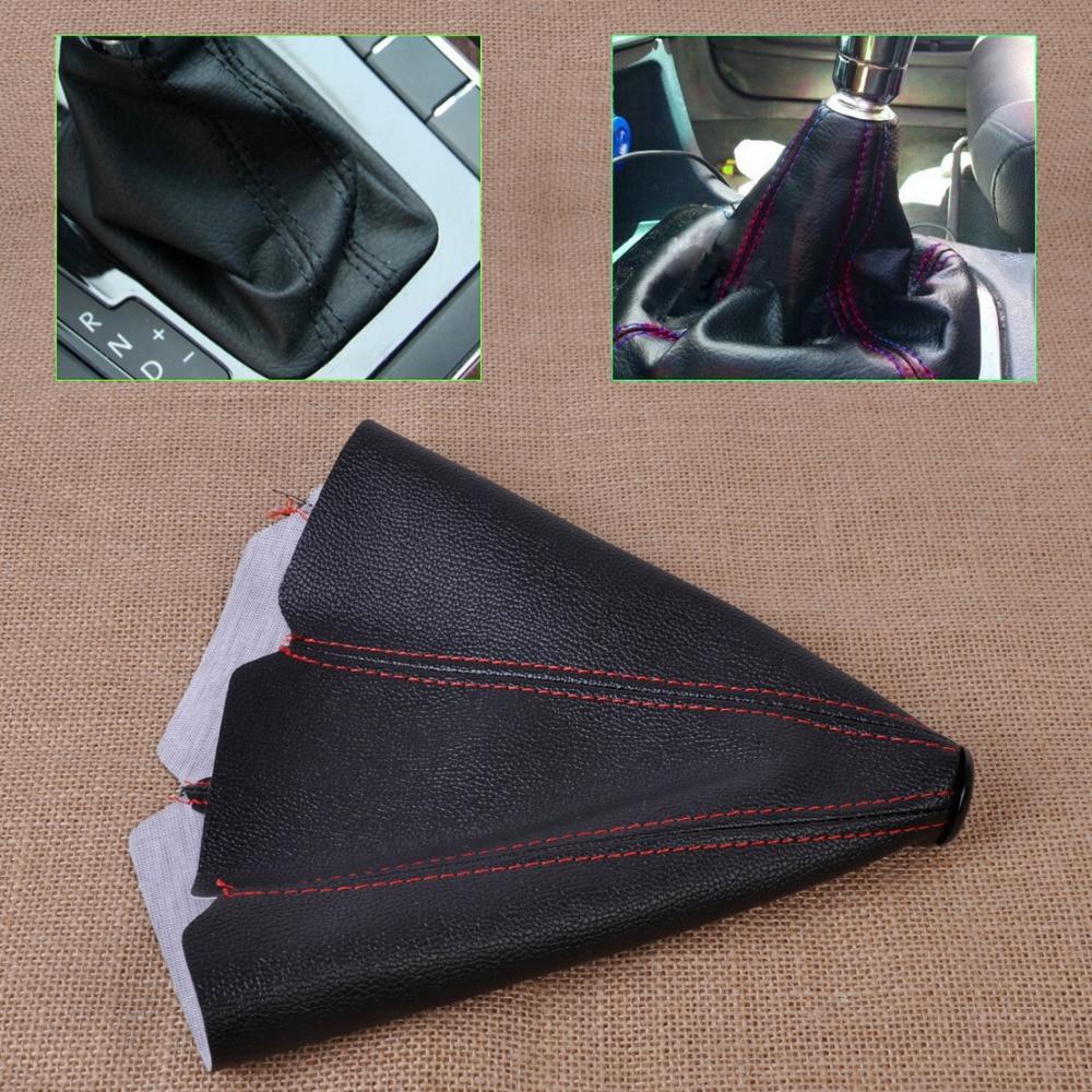 Universal car pvc leather manual auto shifter shift knob for Pvc car
