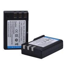 PowerTrust 2 Pcs câmera 2400 mAh EN-EL9 EL9a EN-EL9 EN-EL9a EN EL9a AKKU bateria Para Câmera Nikon EN-EL9a D40 D60 D40 D5000 D3000