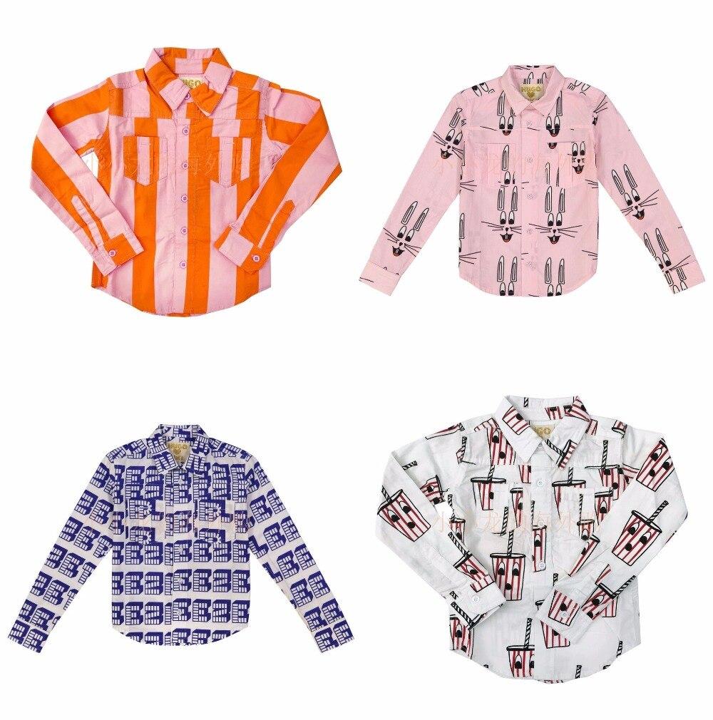 2018 spring kids rabbit hugo hoodies pants boys clothing girls clothing vestidos baby boy clothes baby girl clothes shirt