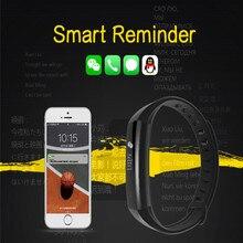 Купить с кэшбэком Women Men Smart watch Activity tracking watches men camera intelligent Anti-lost reminder sport watch black android iOS