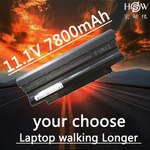 HSW Laptop Battery for Dell Inspiron M501 M501R M511R N3010 N3110 N4010 N4050 N4110 N5010 N5010D N5110 N7010 N7110 battery dc power jack socket for dell inspiron 1464 1564 1764 2100 14r n4010 14r n4110 a860 n7010 n7110