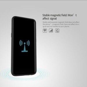 Image 5 - Do Samsung Galaxy S8 Plus Nillkin bezprzewodowy odbiornik ładowania magiczny futerał do Galaxy S10 Plus skrzynki pokrywa bezprzewodowa ładowarka przypadku