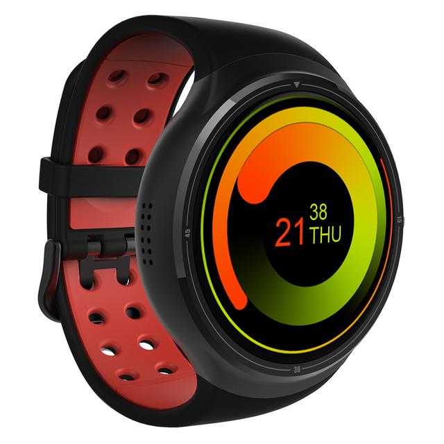 Reloj Inteligente Smartwatch 3G de 1.4 Pulgadas y 1GB + 16GB GPS
