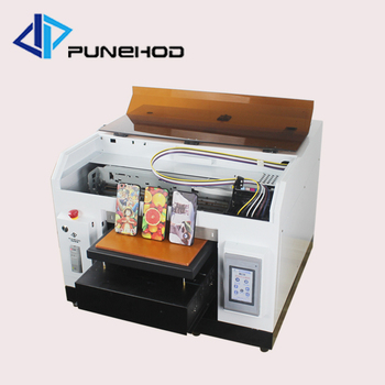 Infrared ray flatbed mini uv led printer a3 for phone case garment printer