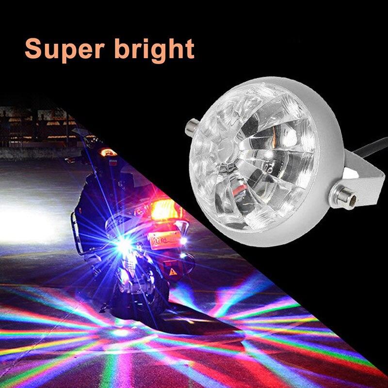 Мотоцикл декоративный свет мотоциклы шасси свет днища свет лодка скутер Универсальный Предупреждение