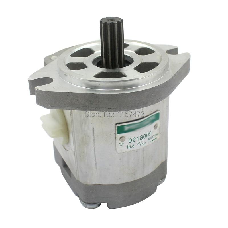 ZX160-3 ZX240-3 Excavator Gear Pump 9218005 for Hitachi  Parts, 3 Month warrantyZX160-3 ZX240-3 Excavator Gear Pump 9218005 for Hitachi  Parts, 3 Month warranty