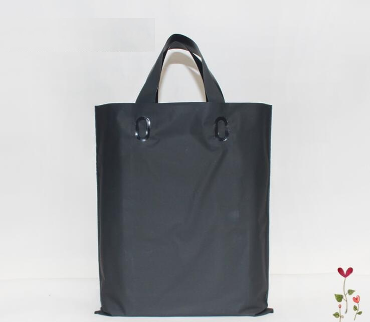 Online Buy Wholesale black plastic shopping bags from China black ...